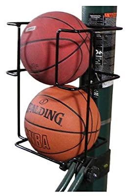 Basketball Butler 2 Ball Storage Rack