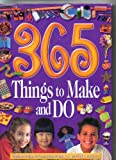 Anon 365 Things to Make and Do
