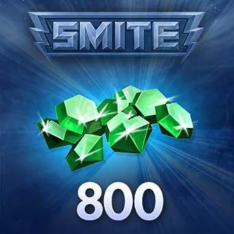 SMITE : 800 SMITE Gemmes [Game Connect]