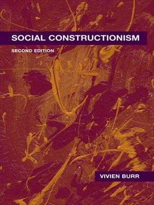 social constructionism vivien burr