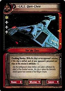 Star Trek Ccg 2e Energize Iks Qam-chee 2r174