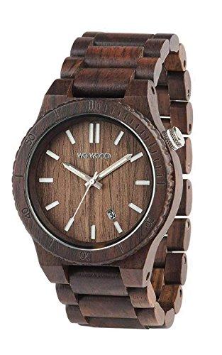 WeWOOD ARROWCHOC Arrow Chocolate Watch