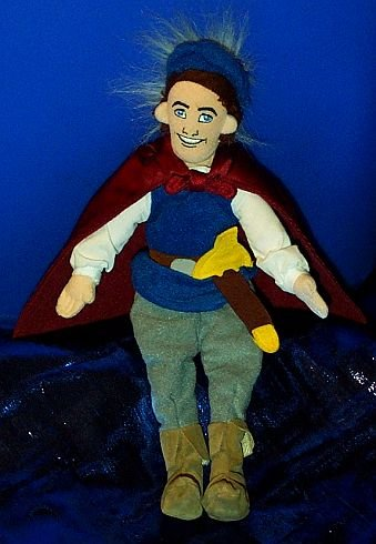 "Disney Snow White Prince 10"" Plush Figure"