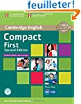 Compact First Student's Book without...