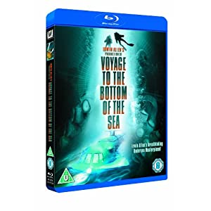 Voyage to the Bottom of the Sea [Blu-ray] [Import anglais]
