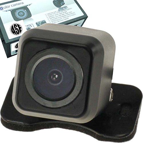 バックカメラ角度調整可能防水ガイドライン無 視野170度 as5010