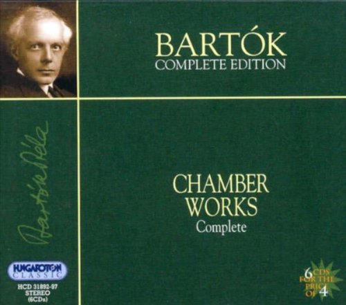 Complete Edition: Chamber Works I.