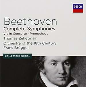Beethoven : Intégrale des Symphonies / Concerto pour violon / Prométheus
