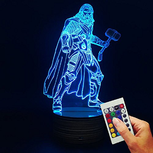thor-lampe-deco-i-am-ready-hologramme-illusion-3d