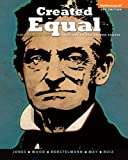 img - for Created Equal: A History of the United States, Volume 1 (4th Edition) book / textbook / text book