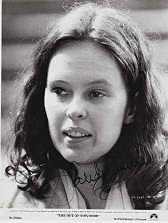 Sandy Dennis (The Out-Of-Towners) Signed 8X10 Photo at Amazon's