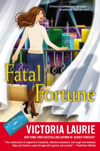 Image of Fatal Fortune: A Psychic Eye Mystery