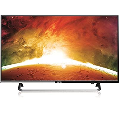 Intex LED-4010 FHD 100 cm (39.3 inches) Full HD LED TV (Black)
