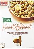 Kashi Heart to Heart Cereal, Warm Cinnamon, 12 Ounce