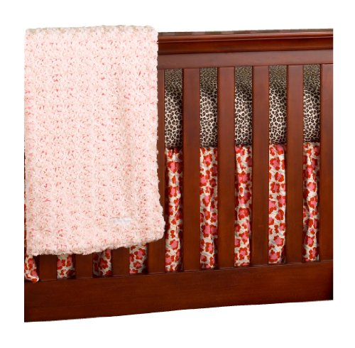 Cotton Tale Designs 3 Piece Bedding Set, Here Kitty Kitty