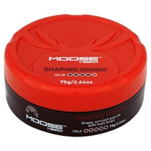 Moosehead Hair Shaping Dough 75g