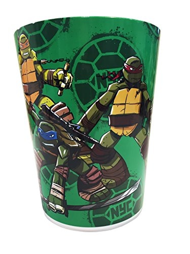 Teenage Mutant Ninja Turtle Waste Basket