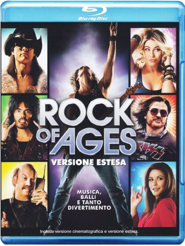 Rock of ages [Blu-ray] [IT Import]