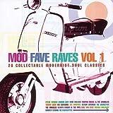 echange, troc Various Artists - Motown Mod Fave Raves 1