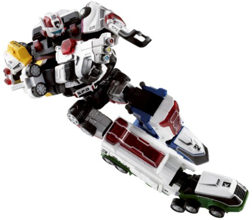 スーパーロボット超合金 デカレンジャーロボ