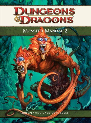 Monster Manual 2 (Dungeons & Dragons)