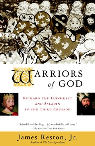 Warriors of God: Richard the Lionheart and Saladin in the Third Crusade PDF