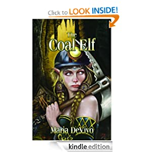 The Coal Elf on Kindle