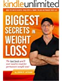Biggest Secrets in Weight Loss: Permanent Weight loss