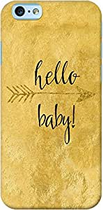 DailyObjects Hello Baby Case For iPhone 6