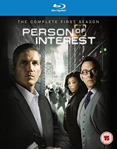 Person of Interest - Season 1 [Blu-ray + UV Copy] [Region Free]