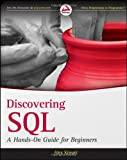 img - for Discovering SQL: A Hands-On Guide for Beginners book / textbook / text book
