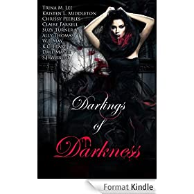 Darlings of Darkness (A Vampire Anthology) (English Edition)
