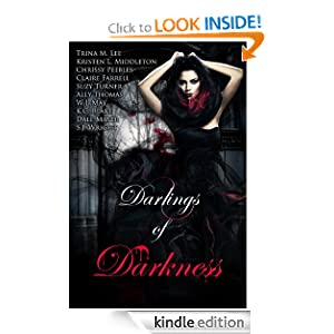 Kristen Middleton - Darlings of Darkness (A Vampire Anthology)