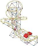 K'NEX Thrill Rides Supernova Blast Roller Coaster Building Set