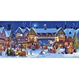 Gibsons Jigsaw Puzzle - Christmas in the Square - 636 Pieces