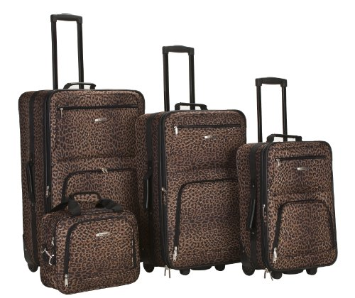 rockland-luggage-4-piece-luggage-set-brown-leopard-medium