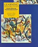 img - for Learning Disabilities: From Theory Towards Practice by O'Shea, Lawrence J., O'Shea, Dorothy J., Algozzine, Robert F. (November 13, 1997) Paperback book / textbook / text book