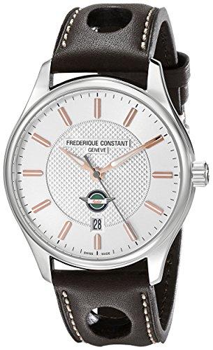 Frederique Constant FC303HV5B6 - Reloj de pulsera hombre, plata