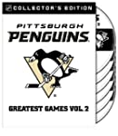 NHL Pittsburgh Penguins Grtst Games V2