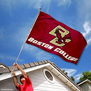 Buy Boston College Eagles BC University Large College Flag by College Flags and Banners Co.