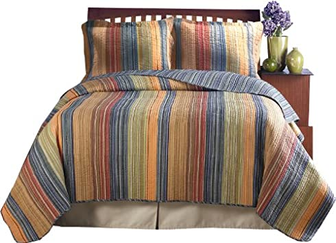 Stunning Quilts Greenland Home Katy Quilt Sets