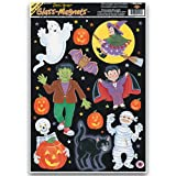 Halloween Character Clings