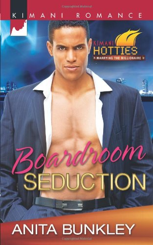Image of Boardroom Seduction (Kimani Romance)