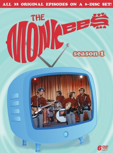1 Monkees – TV Show Entire Season 1 DVD