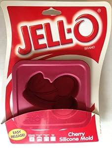 Jell-O Silicone Mini Mold, Cherry