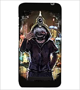 PrintDhaba Funny Image D-3828 Back Case Cover for ASUS ZENFONE 5 A501CG (Multi-Coloured)