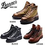 (ダナー)DANNER dnn-001 DANNER LIGHT ダナーライト3 BLACK/KHAKI 9-27cm BLACK