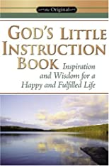 God&#39;s Little Instruction Book