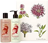 Crabtree & Evelyn Pomegranate/ Argan/ Grapeseed Bath and Body Duo