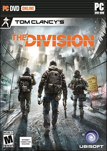 Tom Clancy's The Division - PC (Book Collection Software compare prices)